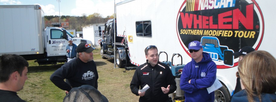 NASCAR Whelen Southern Modified Tour Chapel