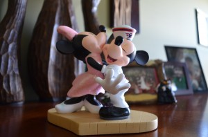 Mickey and Minnie Love