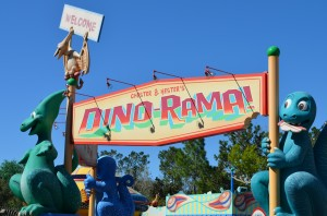 Dino Rama at Disney's Animal Kingdom Park