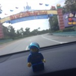 Jet visits Walt Disney World Resort