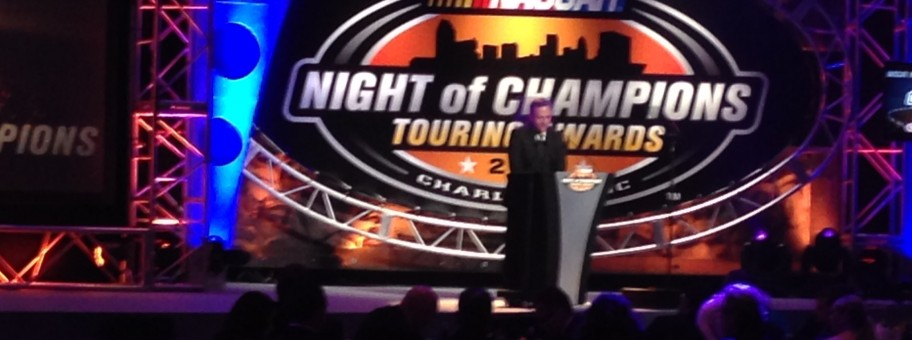 NASCAR Night of Champions Awards Gala